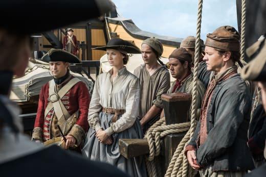 Burial at Sea - Outlander Season 3 Episode 10