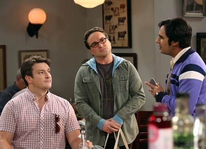 Watch The Big Bang Theory Season 8 Episode 15 Online