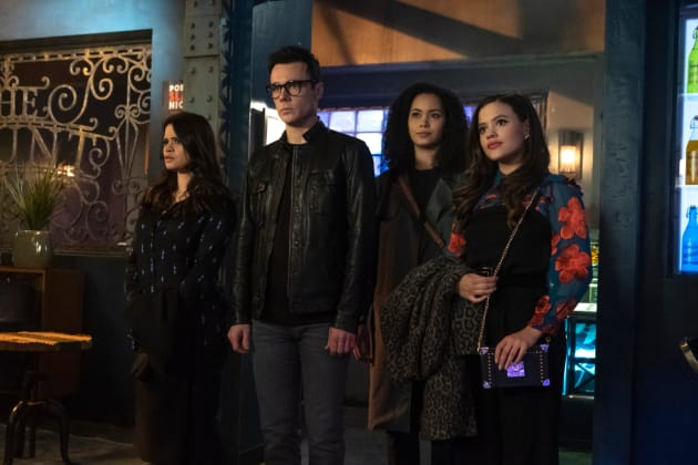 Charmed Team Incognito - Charmed (2018) Season 1 Episode 13