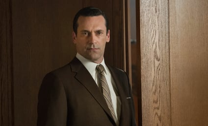 Mad Men Review: Paranoia Will Destroy Ya