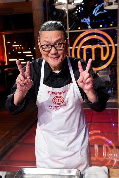 Chef Morimoto - MasterChef Season 11 Episode 4