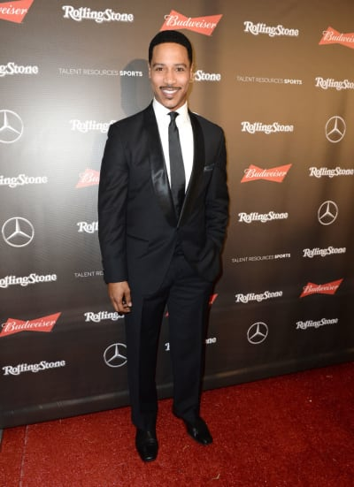 Brian White in a Gorgeous Suit
