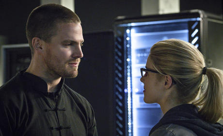 Blue - Arrow Season 3 Episode 23