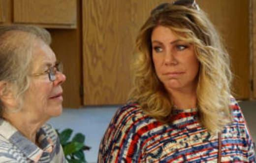 Meri is Shocked - Sister Wives