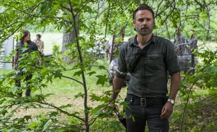 The Walking Dead Season 8 Episode 1 Review: Mercy