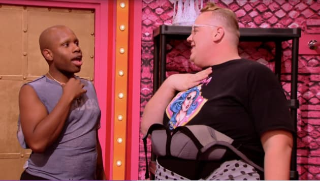 Donkey Kick - RuPaul's Drag Race Season 10 Episode 4