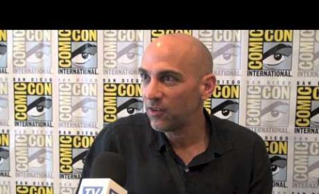 Marcos Siega Comic-Con Q&A