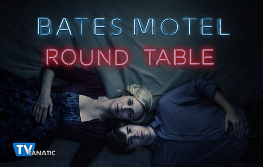 Bates Motel Round Table 660px