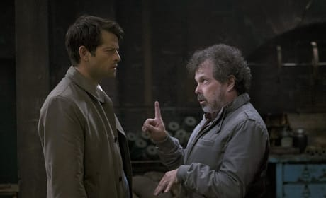 Hold on a second, Castiel - Supernatural Season 11 EPisode 6
