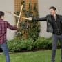 Henry and Hook Practice - Once Upon a Time Season 6 Episode 3