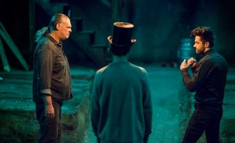 Jesse Confronts TC and Jody - Preacher Season 3 Episode 10