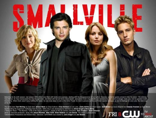 Smallville Season Nine Poster