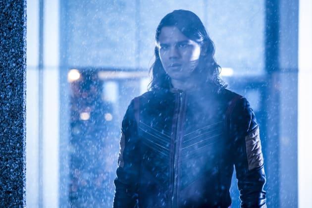 Snowstorm? - The Flash Season 3 Episode 14