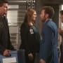Booth and Brennan Weigh Their Options - Bones Season 10 Episode 22