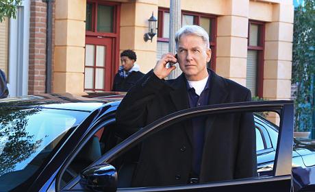 Gibbs in Prime Suspect