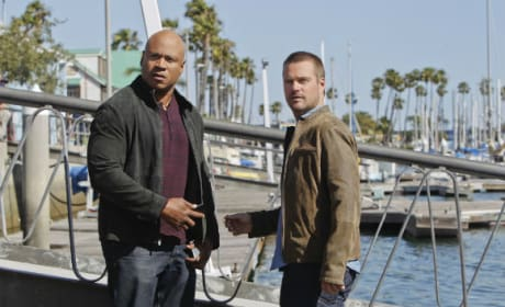 Trouble is coming for Sam - NCIS: Los Angeles Season 6 Episode 6