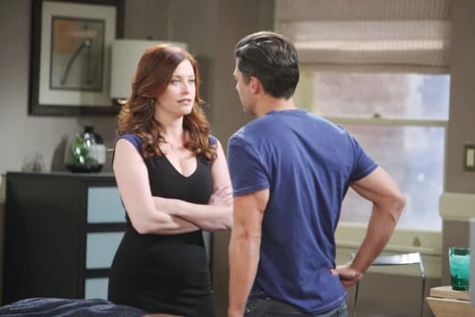 Serena's Lies - Days of Our Lives