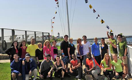 The Amazing Race 17 Cast