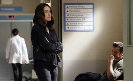 Liz is impatient - The Blacklist Season 4 Episode 7