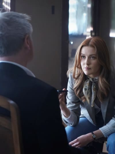 Interrogation - Nancy Drew Season 2 Episode 17