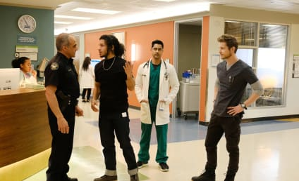 The Resident Season 1 Episode 13 Review:  Run, Doctor, Run