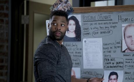 Atwater Leads The Case - Chicago PD Season 4 Episode 11