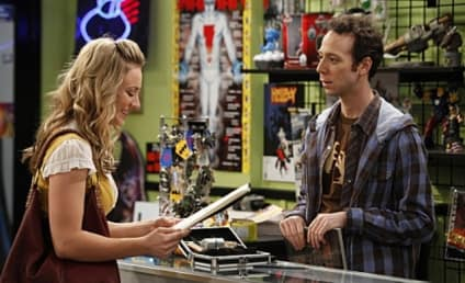 "The Big Bang Theory Recap: ""The Hofstader Isotope"""