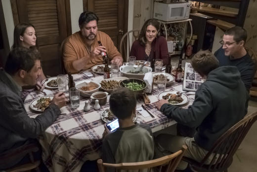 Image result for the affair season 3 noah dinner