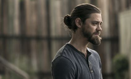 The Walking Dead: Tom Payne Teases What Could Have Been