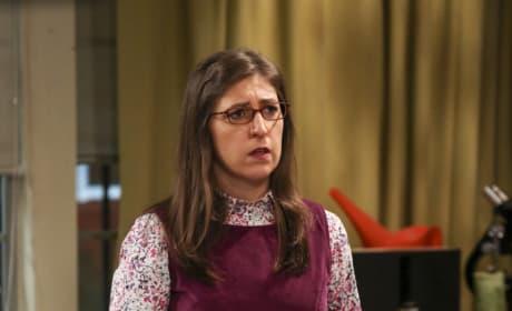 Amy Isn't Happy - The Big Bang Theory Season 10 Episode 16