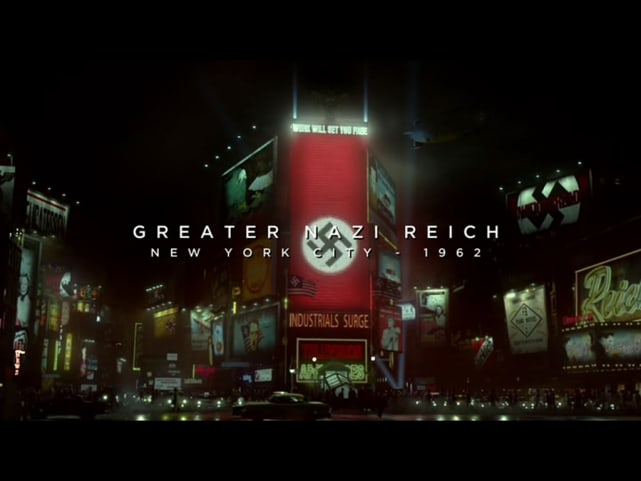 The Man in the High Castle on Amazon