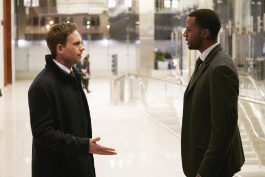 Suits Season 7 Episode 1 Review: Skin In the Game - TV Fanatic