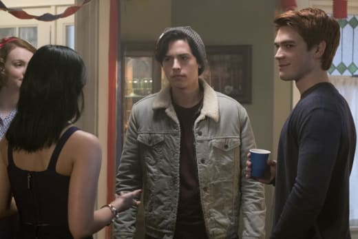 Not A Happy Birthday Boy - Riverdale Season 1 Episode 10