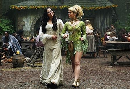 Rose McIver as Tinkerbell