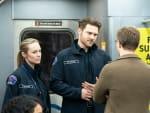 Train Threat - Station 19 Season 2 Episode 10