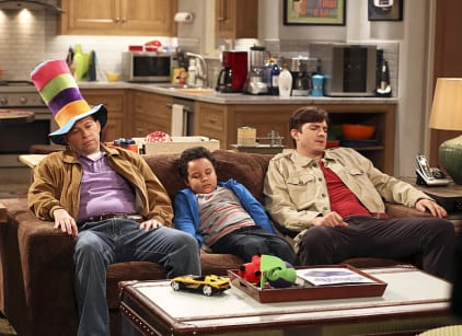 Watch Two and a Half Men Season 12 Episode 7 Online