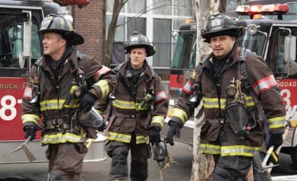 Chicago Fire Season 9 Episode 7 Review: Dead of Winter