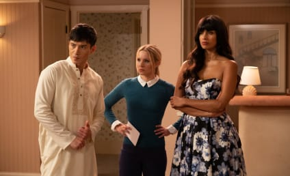 The Good Place Season 4 Episode 4 Review: Tinker, Tailor, Demon, Spy