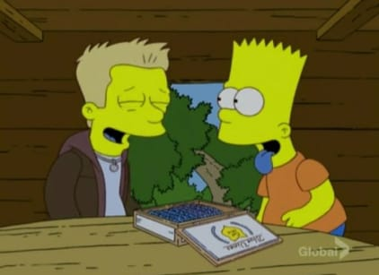 Watch The Simpsons Season 19 Episode 13 Online
