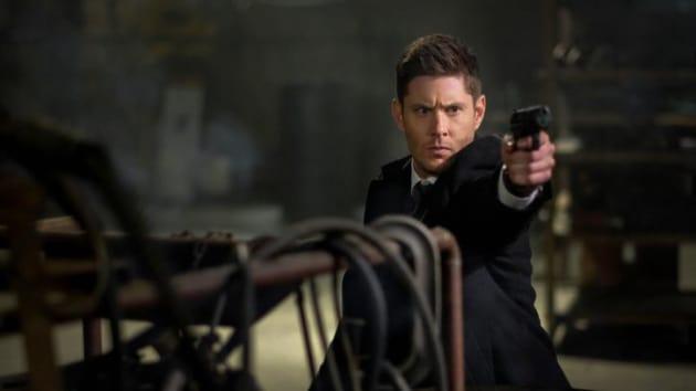 Dean Takes Charge - Supernatural Season 13 Episode 15