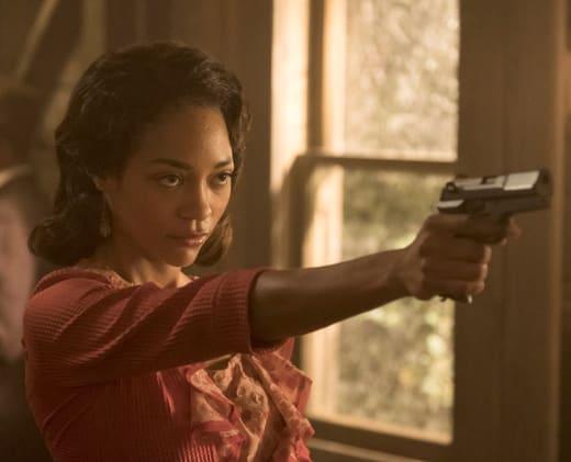 Rittenhouse Agent - Timeless Season 2 Episode 6