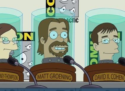 Watch Futurama Season 8 Episode 7 Online