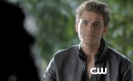 The Vampire Diaries Clip: Before Damon Departs...