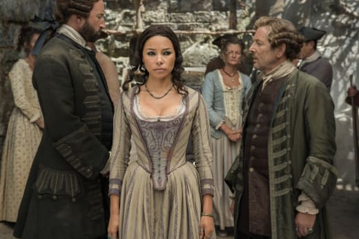 Max Makes Her Move - Black Sails Season 4 Episode 6