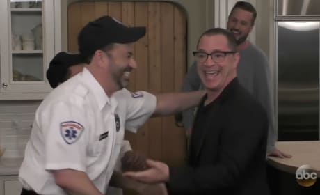 Scandal Star Joshua Malina Pranked by Jimmy Kimmel: Watch the Hilarious Video!