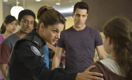 A Sensitive Case - Rookie Blue