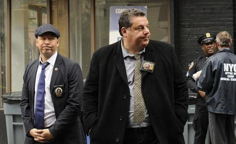 Danny and Anthony - Blue Bloods
