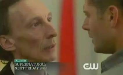 "Supernatural Sneak Preview: ""Appointment In Samarra"""