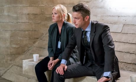 Rollins and Carisi - Law & Order: SVU Season 20 Episode 2