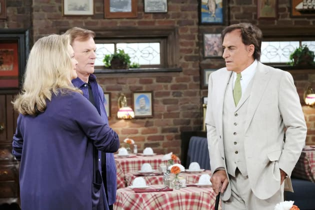 (HORIZONTAL) An Unhappy Reunion - Days of Our Lives